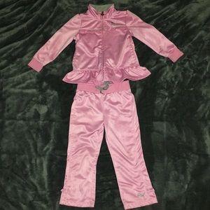 Puma Matching Track Suit